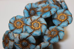 Flowers 22 mm new slim/matte/old patina