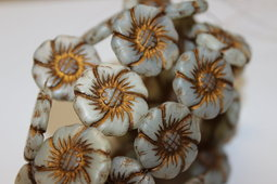 Flowers 22 mm new slim/mix/matte/old patina